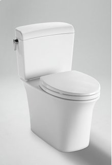 Cotton Maris® Closed Coupled Toilet, 1.28GPF / 0.9GPF, with SanaGloss