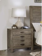 2 Drawer Nightstand Product Image