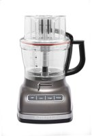 Architect 14-Cup Food Processor - Cocoa Silver Product Image