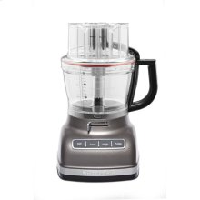 Architect 14-Cup Food Processor - Cocoa Silver