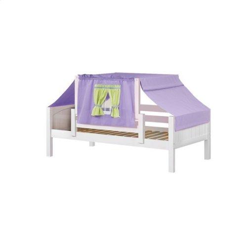 Top Tent Fabric (Twin) : Purple/Green/Light Blue