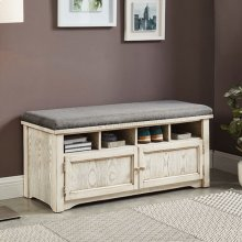 Gwebdolyn Shoe Bench