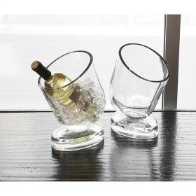 Wine Chiller-Slanted Design