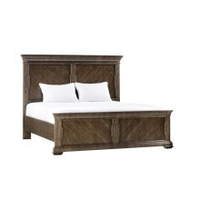 American Chapter Queen Ashford Stablewoods Bed