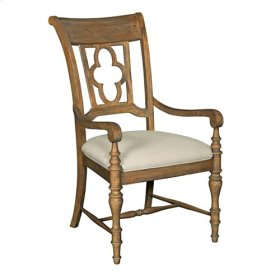 Heather Weatherford Arm Chair