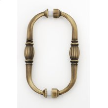 Tuscany Back-to-Back Pull G234-6 - Antique English Matte
