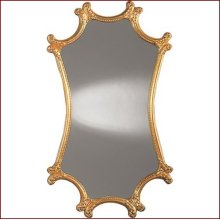 Mirror W903 Antique Gold