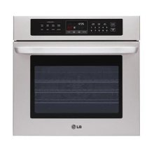 """4.7 cu.ft. Capacity 30"""" Built-in Single Wall Oven with Crisp Convection"""