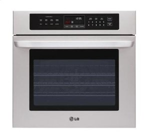 """4.7 cu.ft. Capacity 30"""" Built-in Single Wall Oven with Crisp Convection Product Image"""