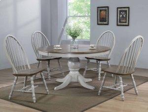 Jack Round Pedestal Table
