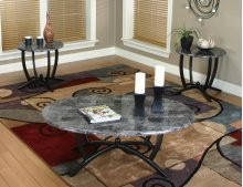Sunset Trading Sierra 3 Piece Coffee & End Table Set - Sunset Trading