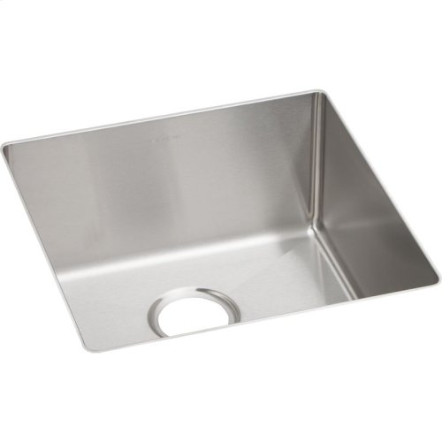 "Elkay Crosstown Stainless Steel 18-1/2"" x 18-1/2"" x 9"", Single Bowl Undermount Sink"