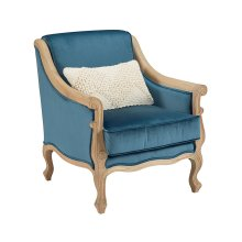 Navy McLennan Chair