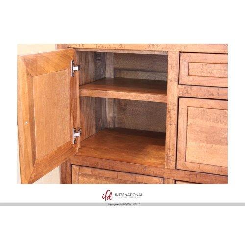 5/0 Footboard Storage