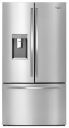 36-inch Wide French Door Refrigerator with Infinity Slide Shelf - 32 cu. ft. Product Image