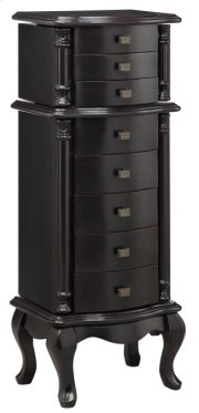 Rita Jewelry Armoire Product Image