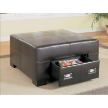 Spencer Sq Ottoman