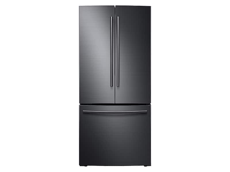 Rf220nctasg Samsung Appliances 22 Cu Ft French Door