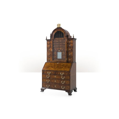 The King William Bedroom Bureau Cabinet