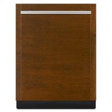 "Panel-Ready 24"" Built-In TriFecta Dishwasher, 38dBA"