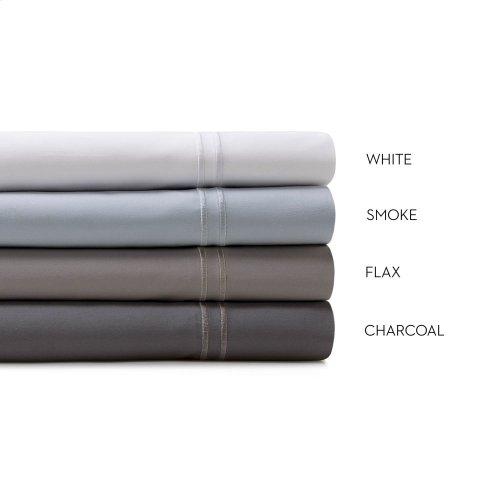 Supima Cotton - Queen Pillowcase, Smoke