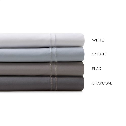 Supima Cotton - King Pillowcase, Charcoal