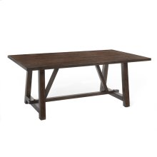 Dining - Lindsay Trestle Dining Table