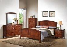 6 PC Bedroom - Queen Bed, Dresser, Mirror, Chest