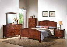 6 PC Bedroom - King Bed, Dresser, Mirror, Chest