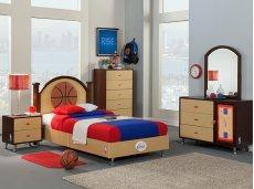 NBA Basketball Bedroom Product Image