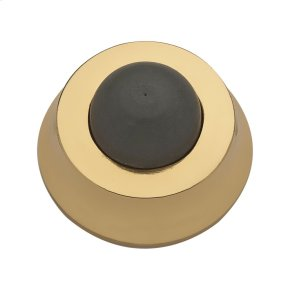 Polished Brass BR7006 Wall Stop