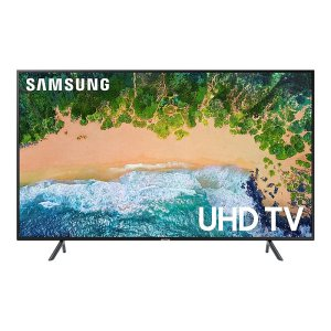 "Samsung Electronics40"" Class NU7100 Smart 4K UHD TV"