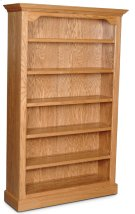 """Classic Tall Category III Bookcase, Classic Tall Category III Bookcase, 5-Adjustable Shelves, 40""""w Product Image"""
