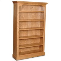 "Classic Tall Category III Bookcase, Classic Tall Category III Bookcase, 4-Adjustable Shelves, 40""w Product Image"