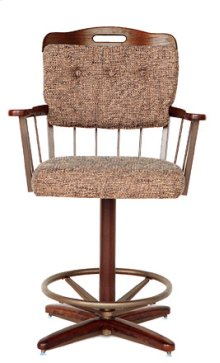 Chair Bucket (walnut & bronze)