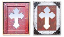 Red Cross Mirror