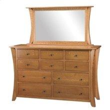 "Chandler 10 Drawer 66"" Dresser"