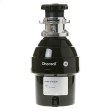 GE® 3/4 HP Batch Feed Garbage Disposer Non-Corded
