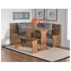 JOHN THOMAS FURNITUREShown with Trestle Table and Corner Nook Unit