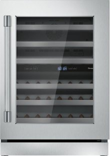 "24"" UNDER-COUNTER WINE RESERVE WITH GLASS DOOR T24UW920RS"