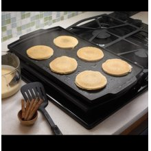 "Griddle for Distinctive 30"" Gas Rangetop"
