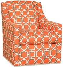 Living Room Darya Swivel Chair 1611