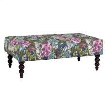 Rockport Large Ottoman, HYDR-TEAL