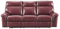 PWR REC Sofa with ADJ Headrest Product Image