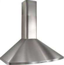 "36"" - Stainless Steel Range Hood with 400 CFM Internal Blower"
