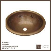 1608 Vanity Sink Product Image