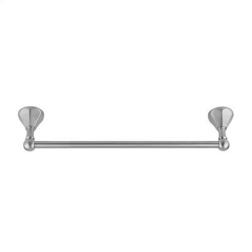 "Tristan Brass - 18"" Astor Towel Bar"