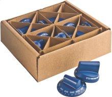 Blue knob kit, Pro 27 Ranges