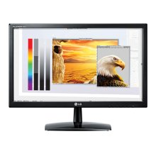 """23"""" class (23.0"""" measured diagonally) IPS Edge LED Commercial Monitor"""