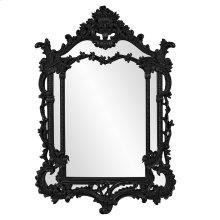 Arlington Mirror - Glossy Black
